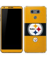 Pittsburgh Steelers Zone Block LG G6 Skin