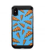 Pizza iPhone X Cargo Case
