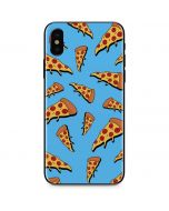 Pizza iPhone X Skin
