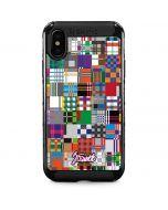 Plaid City iPhone XS Max Cargo Case