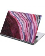 Plum Watercolor Geode Yoga 910 2-in-1 14in Touch-Screen Skin