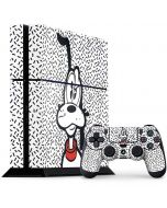 Pluto Confused PS4 Console and Controller Bundle Skin