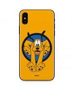 Pluto iPhone XS Max Skin