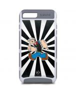 Popeye Thumbs Up iPhone 8 Plus Cargo Case