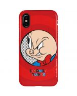 Porky Pig Full iPhone XS Max Pro Case