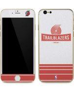 Portland Trail Blazers Static iPhone 6/6s Skin