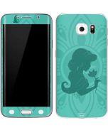Princess Jasmine Galaxy S6 Edge Skin