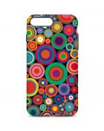 Psychedelic Circles iPhone 7 Plus Pro Case
