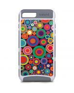 Psychedelic Circles iPhone 8 Plus Cargo Case