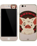 Pua Up Close iPhone 6/6s Skin