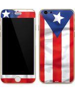 Puerto Rico Flag iPhone 6/6s Skin
