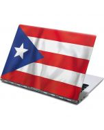 Puerto Rico Flag Yoga 910 2-in-1 14in Touch-Screen Skin