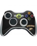 Purdue Boilers Xbox 360 Wireless Controller Skin