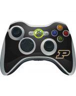Purdue Logo Xbox 360 Wireless Controller Skin