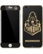 Purdue University Signature Logo iPhone 6/6s Skin