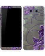 Purple Flourish LG G6 Skin