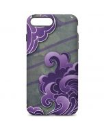 Purple Flourish iPhone 7 Plus Pro Case