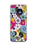 Rainbow Flowerbed Galaxy S8 Plus Skin