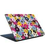 Rainbow Flowerbed Surface Laptop Skin