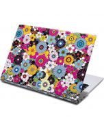 Rainbow Flowerbed Yoga 910 2-in-1 14in Touch-Screen Skin