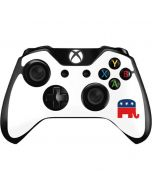 Raised Right Xbox One Controller Skin