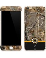 Realtree Camo Boston Bruins iPhone 6/6s Plus Skin