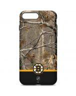Realtree Camo Boston Bruins iPhone 7 Plus Pro Case