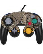 Realtree Camo Boston Bruins Nintendo GameCube Controller Skin