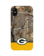 Realtree Camo Green Bay Packers iPhone XS Pro Case