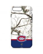 Realtree Camo Montreal Canadiens iPhone 7 Plus Pro Case