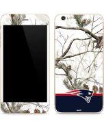 Realtree Camo New England Patriots iPhone 6/6s Plus Skin