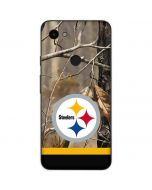 Realtree Camo Pittsburgh Steelers Google Pixel 3a Skin