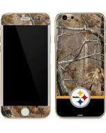 Realtree Camo Pittsburgh Steelers iPhone 6/6s Skin