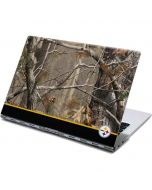 Realtree Camo Pittsburgh Steelers Yoga 910 2-in-1 14in Touch-Screen Skin