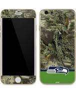 Realtree Camo Seattle Seahawks iPhone 6/6s Skin