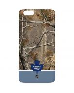 Realtree Camo Toronto Maple Leafs iPhone 6s Lite Case