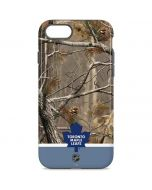 Realtree Camo Toronto Maple Leafs iPhone 7 Pro Case