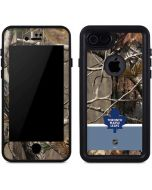 Realtree Camo Toronto Maple Leafs iPhone 7 Waterproof Case