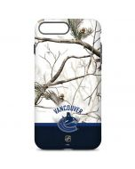 Realtree Camo Vancouver Canucks iPhone 7 Plus Pro Case