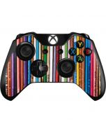 Records Xbox One Controller Skin