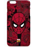 Red Spider-Man Comics iPhone 6/6s Plus Lite Case