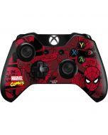 Red Spider-Man Comics Xbox One Controller Skin