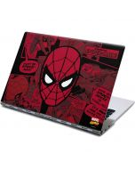 Red Spider-Man Comics Yoga 910 2-in-1 14in Touch-Screen Skin