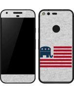 Republican American Flag Google Pixel Skin