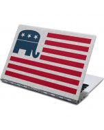 Republican American Flag Yoga 910 2-in-1 14in Touch-Screen Skin