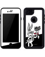Retro Bugs Bunny iPhone 8 Waterproof Case