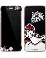 Retro Daffy Duck iPhone 6/6s Skin