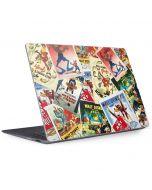 Retro Goofy Stamps Surface Laptop 2 Skin