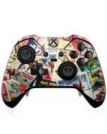 Retro Goofy Stamps Xbox One Elite Controller Skin