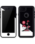 Retro Road Runner iPhone 8 Waterproof Case